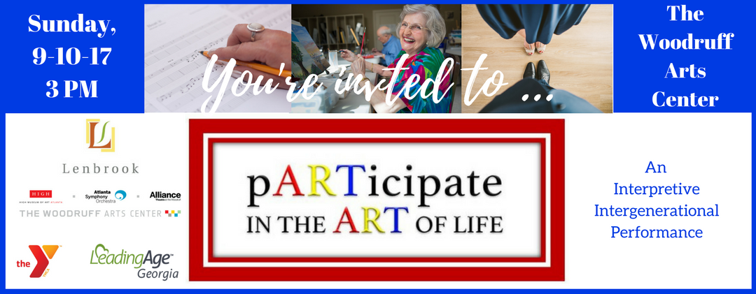 pARTicipate in the ART of Life