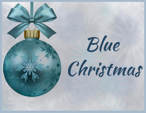 Image for What We Do When Christmas Is Blue