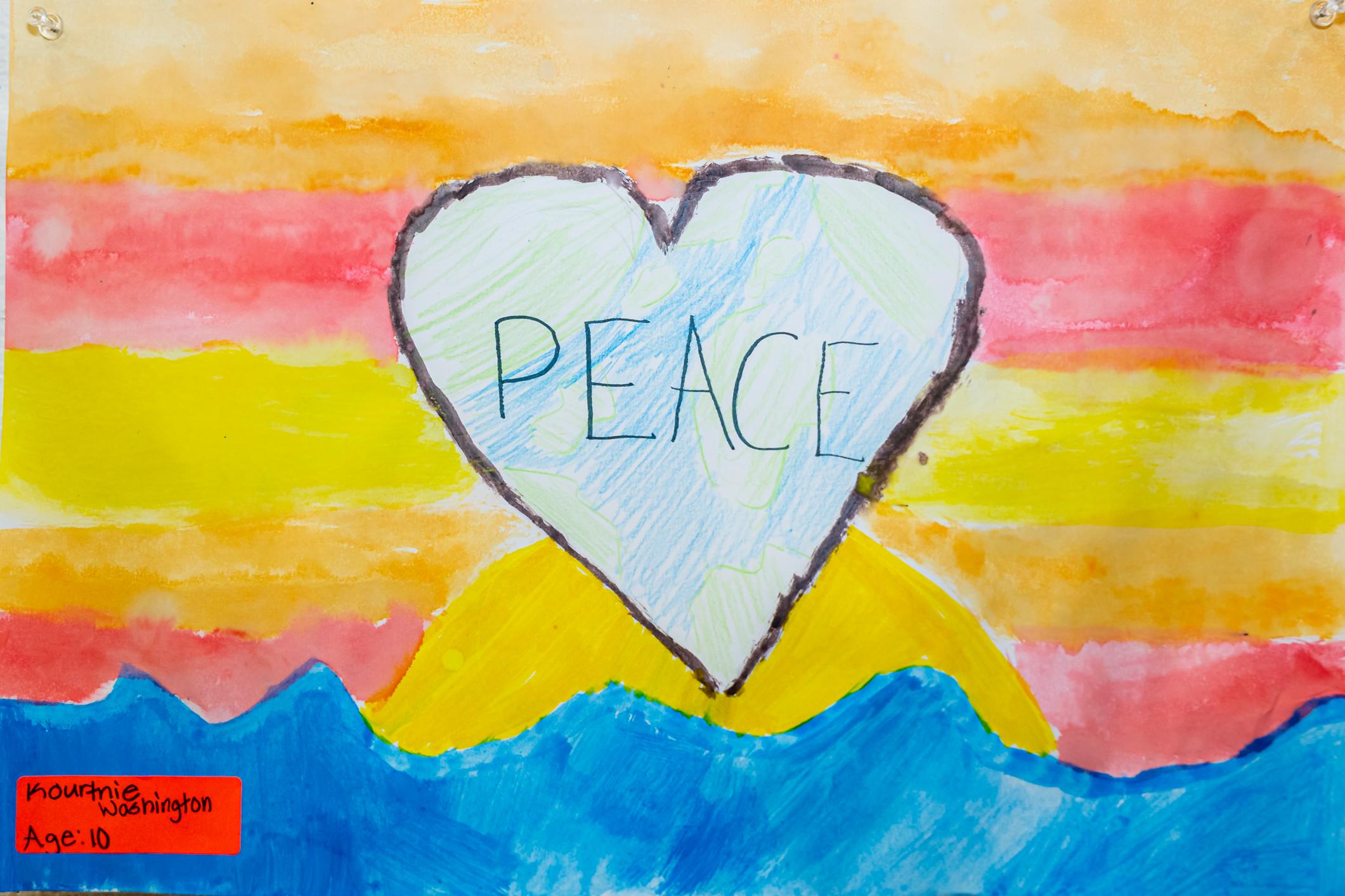 Image for Lenbrook Hosts Children's Art Festival