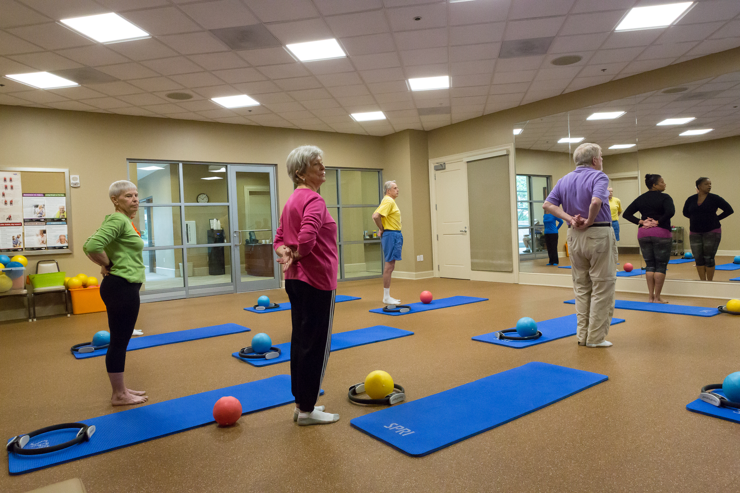 Image for Tips for Starting an Exercise Program at an Older Age