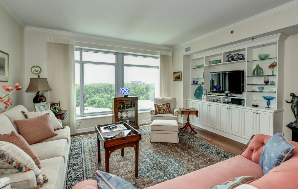 The Wieuca Two Bedroom Floorplan